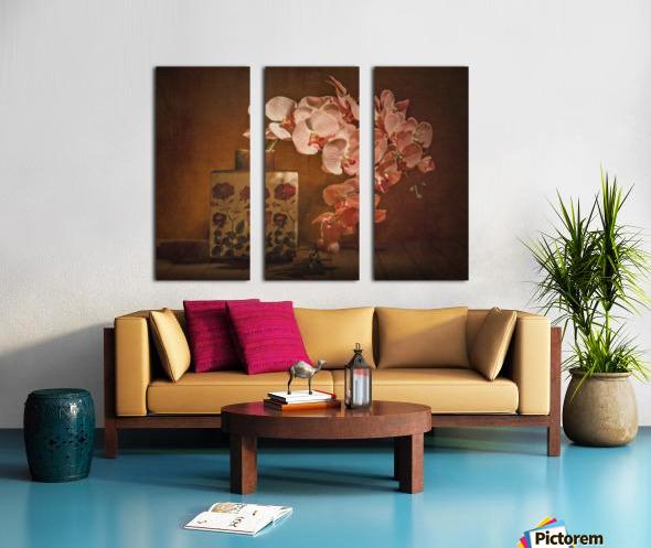 Etude Zen 7e Split Canvas print