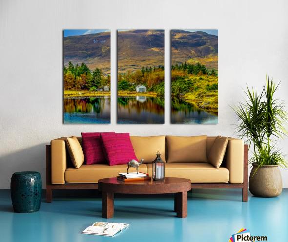 Donegal 13 Split Canvas print