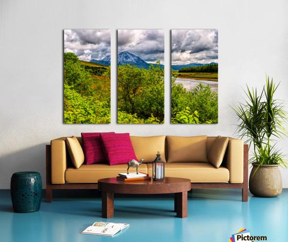 Donegal 18 Split Canvas print