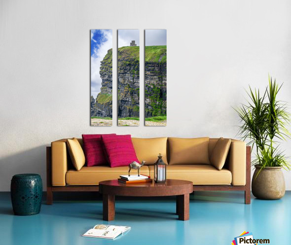 Cliffs Of Moher 2 Split Canvas print