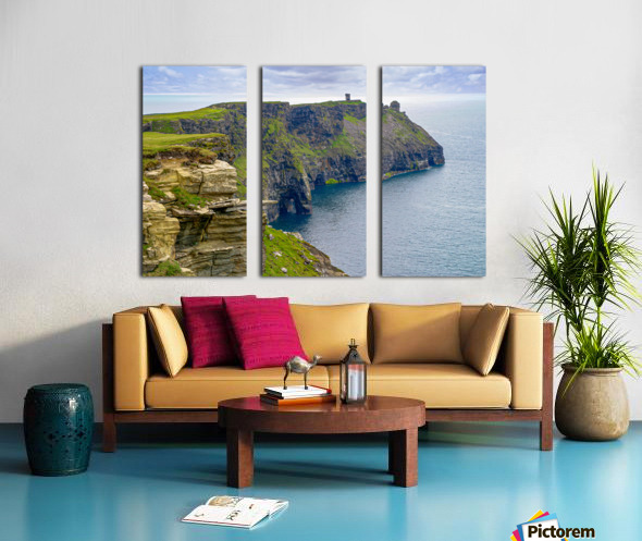 Cliffs Of Moher 4 Split Canvas print