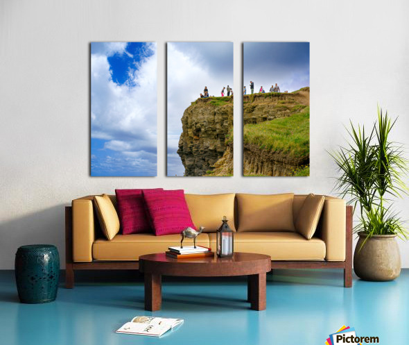 Cliffs Of Moher 3 Split Canvas print