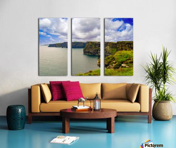 Cliffs Of Moher 5 Split Canvas print