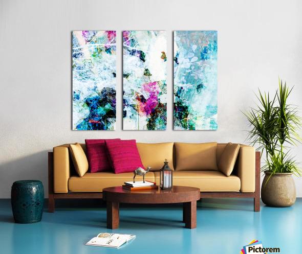 Promise of Spring - Horizontal  Split Canvas print