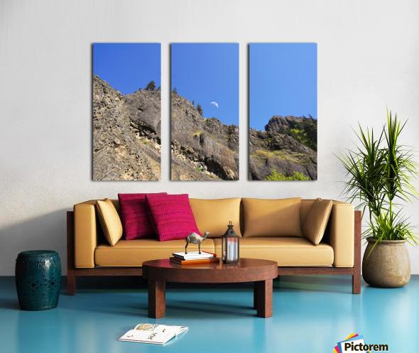 The Gorge Oregon Split Canvas print