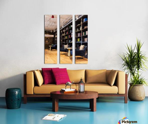 A Quiet Space Split Canvas print
