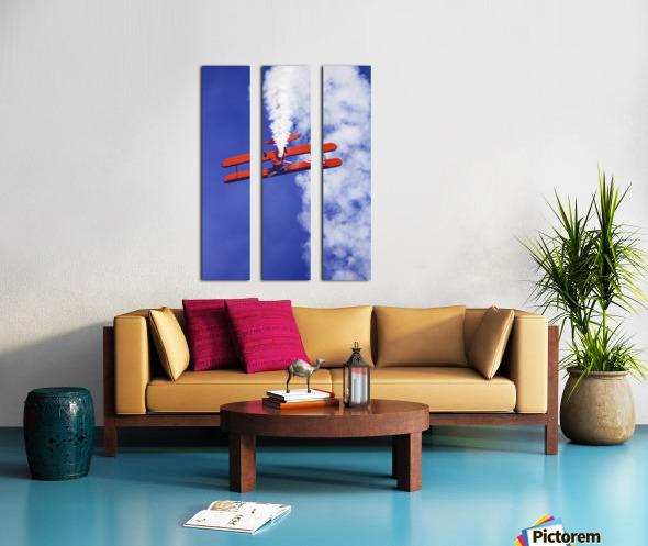 Daredevil in Red Split Canvas print