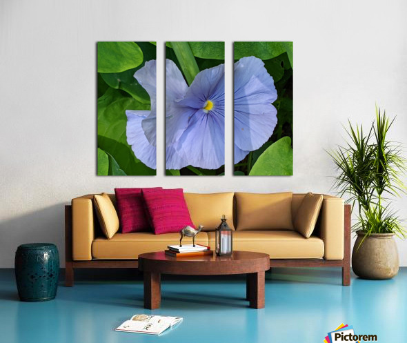 Refreshing Nature Split Canvas print
