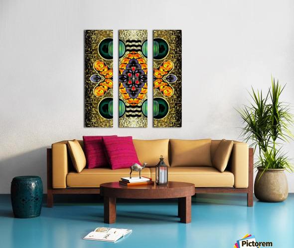 Hado Energy 1 Split Canvas print