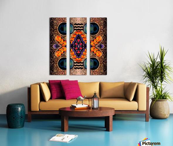 Hado Energy 11 Split Canvas print