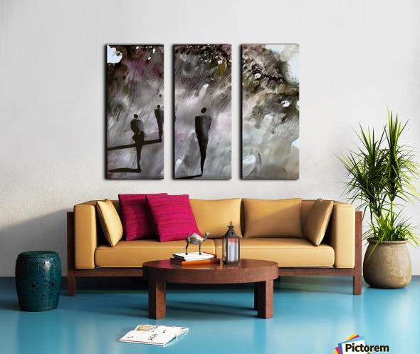 The Searchers Split Canvas print