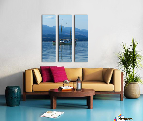 A Perfect Summer Day Split Canvas print