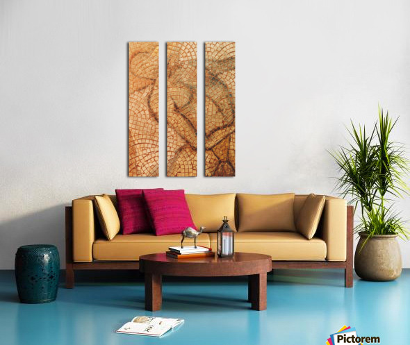 Icare Split Canvas print
