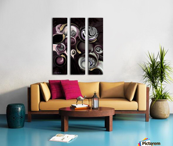 My Sensitive Morphysm Split Canvas print