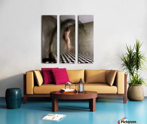 Feel the joy Split Canvas print