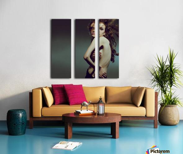 Iva I Split Canvas print