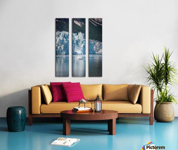 Alaska Split Canvas print
