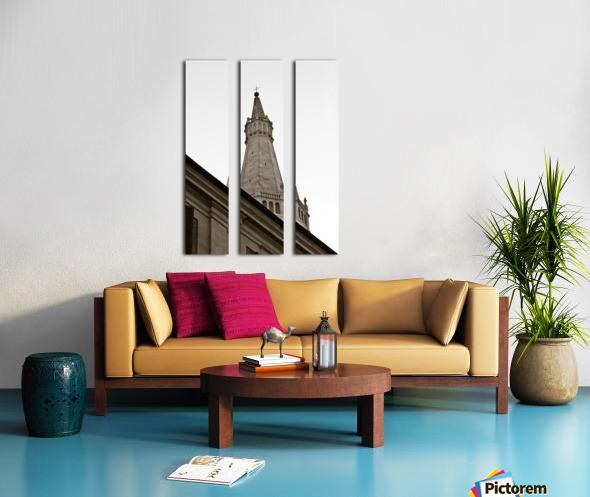 Modena 3 Split Canvas print