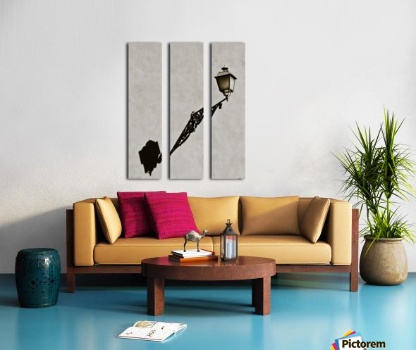 Modena 2 Split Canvas print