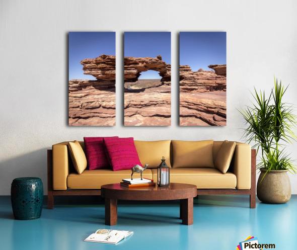 Natures Window Split Canvas print