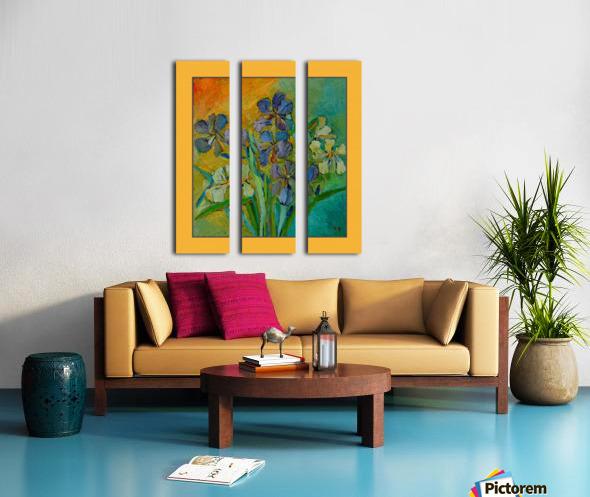 G103.3 4000 Split Canvas print