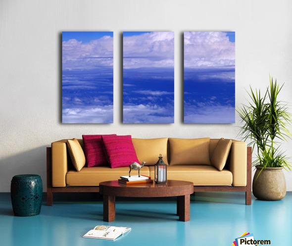clouds Split Canvas print