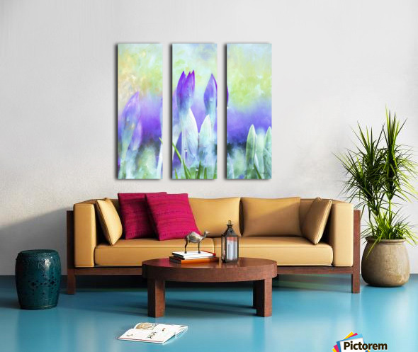 Promises Kept - Spring Art by Jordan Blackstone Split Canvas print