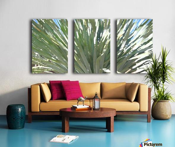 fandango Split Canvas print