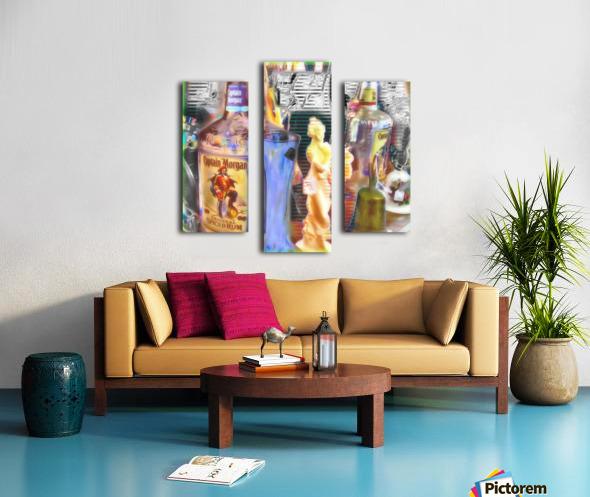 TheBasement Canvas print