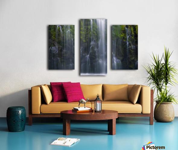 Magical retreat Impression sur toile