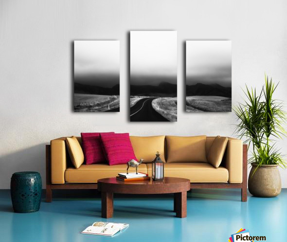 ways of the world Canvas print
