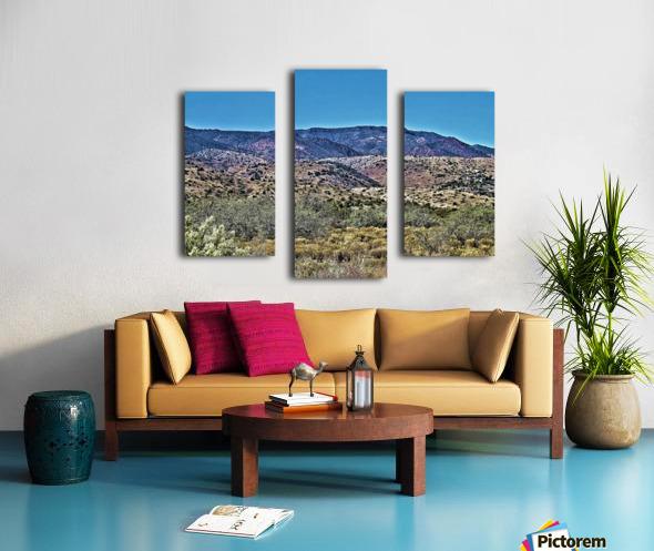 Jerome-1 Canvas print