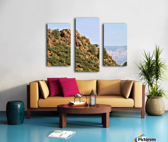 Jerome-5 Canvas print