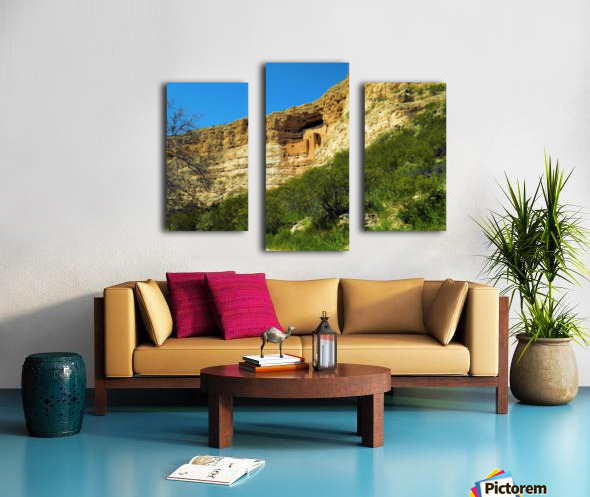 Montezuma's Castle  Canvas print