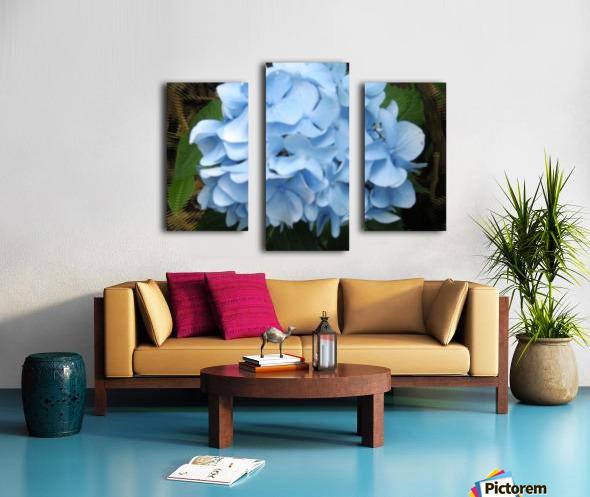 Hydrangea Impression sur toile