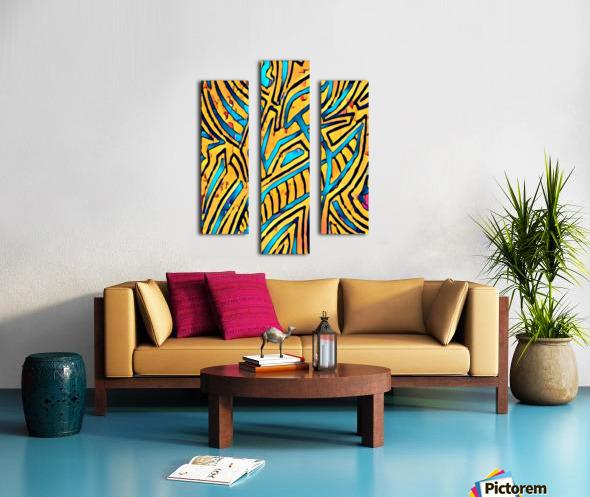 eyewill  Canvas print