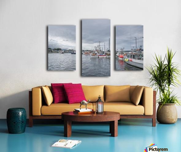 La Digue - Cheticamp Canvas print