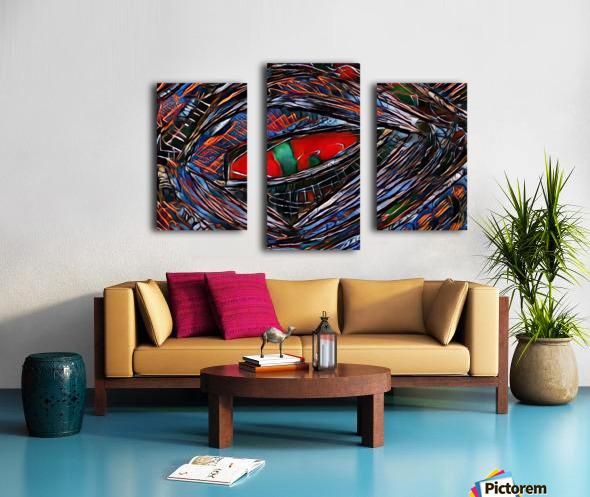 oruzo Canvas print