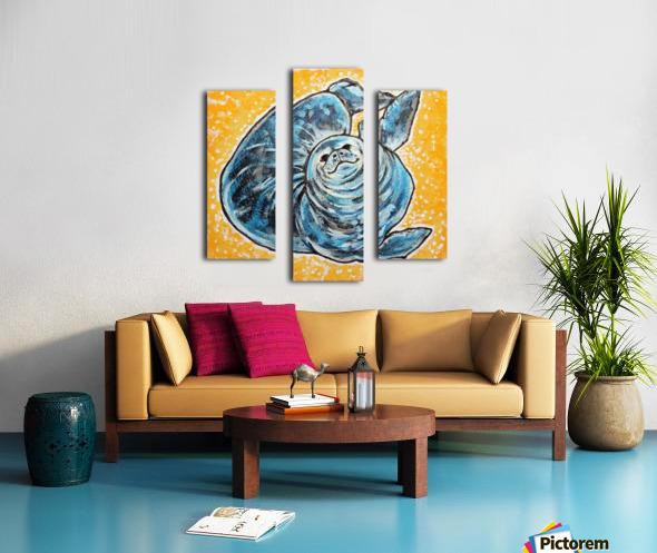 Foca Ori Canvas print