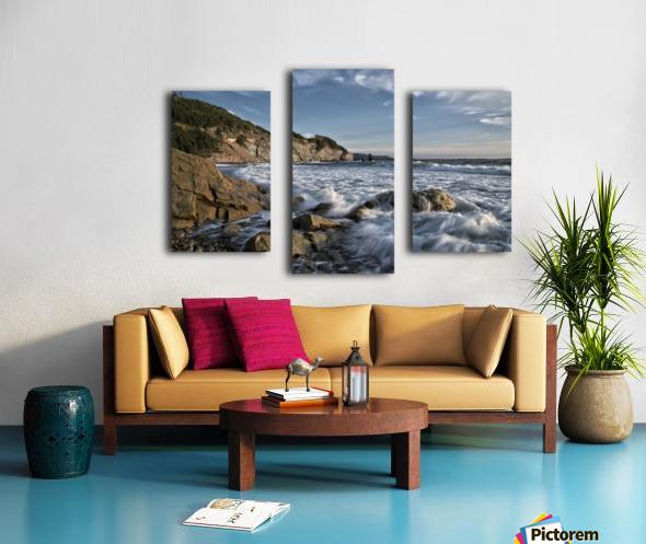 Visions of Grandeur Canvas print