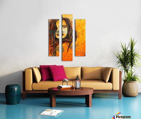 L'Envol Canvas print