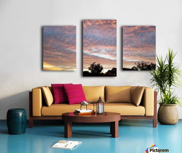 God's Masterpiece Canvas print