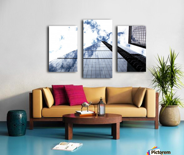 London City - Skyscraper Canvas print