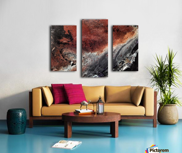 Cataclysm Canvas print