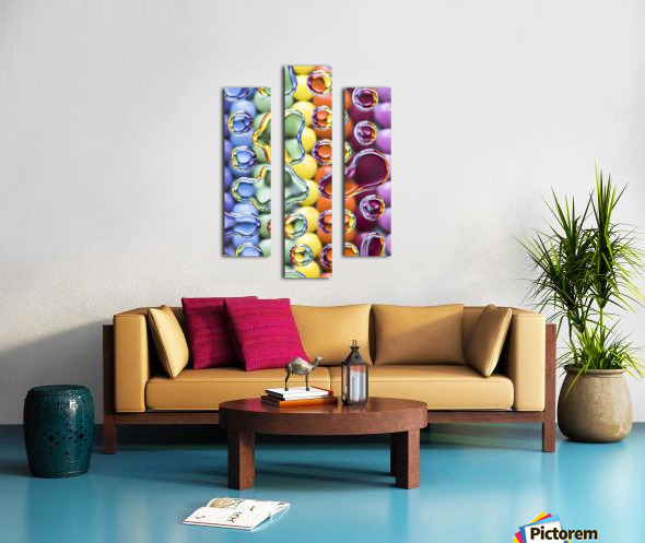 Smarties Canvas print