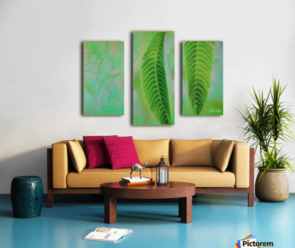MINT Canvas print