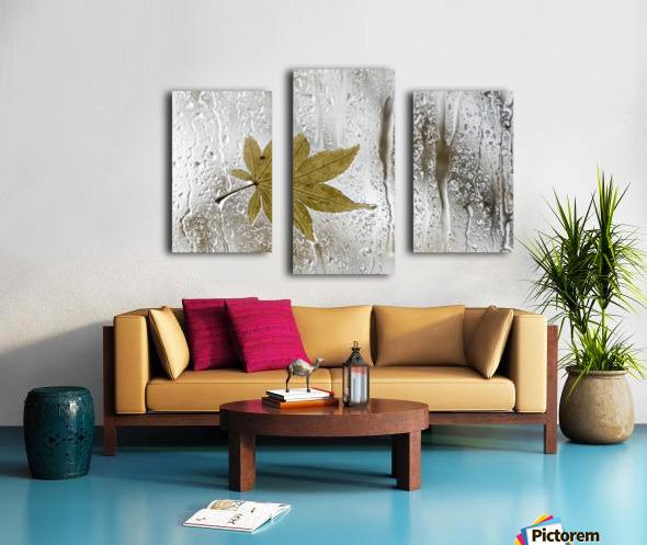 Melancolie Canvas print