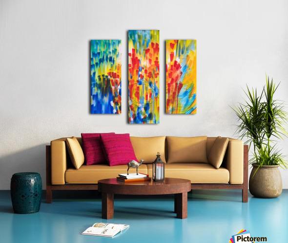 Dream Catching Canvas print