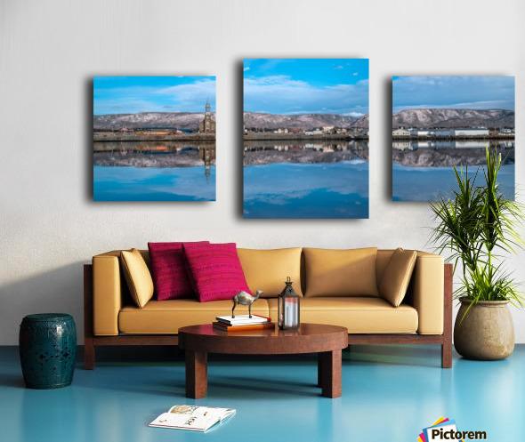 Cheticamp Skies Canvas print