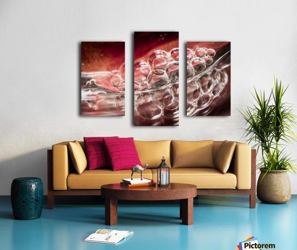 Festive - Festif Canvas print
